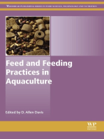 Feed and Feeding Practices in Aquaculture