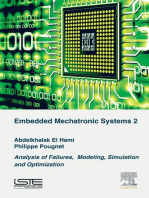 Embedded Mechatronic Systems, Volume 2: Analysis of Failures, Modeling, Simulation and Optimization