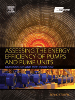 Assessing the Energy Efficiency of Pumps and Pump Units: Background and Methodology