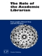 The Role of the Academic Librarian