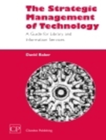 The Strategic Management of Technology