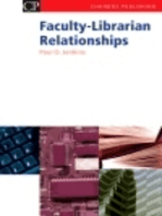 Faculty-Librarian Relationships
