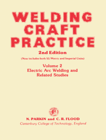 Electric Arc Welding and Related Studies: Electric Arc Welding & Related Studies