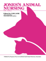 Jones's Animal Nursing