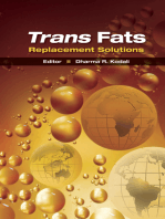 Trans Fats Replacement Solutions