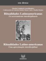 Ritualidades latinoamericanas