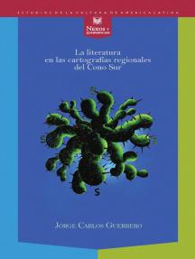 La literatura en las cartografías regionales del Cono Sur