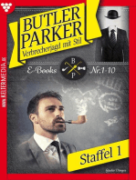 Butler Parker Staffel 1 – Kriminalroman
