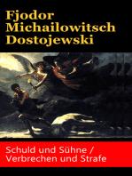 Schuld und Sühne / Verbrechen und Strafe
