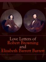 Love Letters of Robert Browning and Elizabeth Barrett Barrett