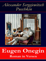 Eugen Onegin - Roman in Versen