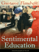 Sentimental Education (Autobiographical Novel)