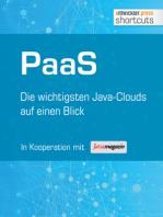 PaaS - Die wichtigsten Java Clouds auf einen Blick