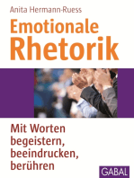 Emotionale Rhetorik
