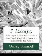 3 Essays