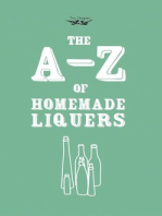 A-Z of Homemade Liqueurs
