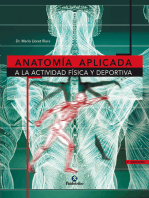 Anatomía aplicada a la actividad física y deportiva