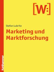 Marketing und Marktforschung