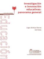 Investigación e innovación educativas: panorama general