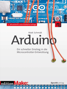 Arduino: Ein schneller Einstieg in die Microcontroller-Entwicklung