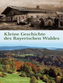 Kleine Geschichte des Bayerischen Waldes: Mensch - Raum - Zeit