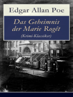 Das Geheimnis der Marie Rogêt (Krimi-Klassiker)