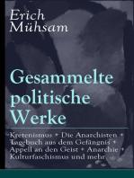 Gesammelte politische Werke