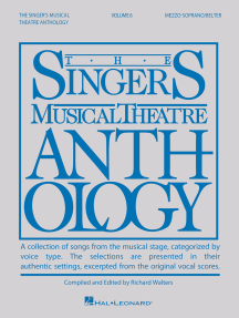 Singer's Musical Theatre Anthology - Volume 6: Mezzo-Soprano/Belter Book Only