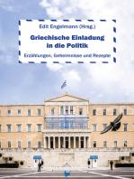 Griechische Einladung in die Politik