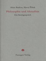 Philosophie und Aktualität