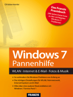 Windows 7 Pannenhilfe