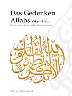 Das Gedenken Allahs - Zikr-i-Illahi