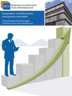 Konjunktur und Wachstum transparent vermittelt