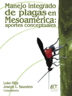 Manejo integrado de plagas en Mesoamérica: Aportes conceptuales
