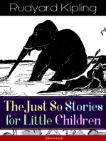 The Just So Stories for Little Children (Illustrated)