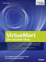 VirtueMart - Der Joomla!-Shop