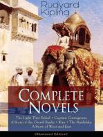 Complete Novels of Rudyard Kipling