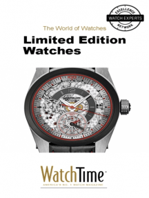 Limited Edition Watches: Guidebook for luxury watches