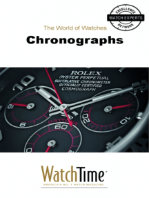 Chronographs: Guidebook for luxury watches
