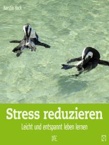 Stress reduzieren: Leicht und entspannt leben lernen