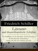 Literatur- und theatertheoretische Schriften