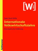 Internationale Volkswirtschaftslehre
