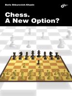 Сhess. A New Option?
