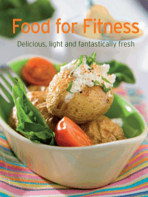 Food for Fitness: Our 100 top recipes presented in one cookbook