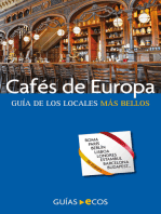 Cafés de Europa: Guía de los locales más bellos