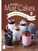 Schoko Mug Cakes: Neue trendige Tassenkuchen in 5 Minuten