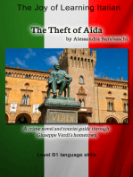 The Theft of Aida - Language Course Italian Level B1