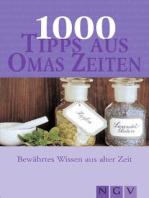 1000 Tipps aus Omas Zeiten