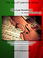 The Lost Stradivari - Language Course Italian Level B1
