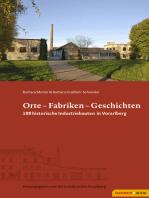 Orte - Fabriken - Geschichten